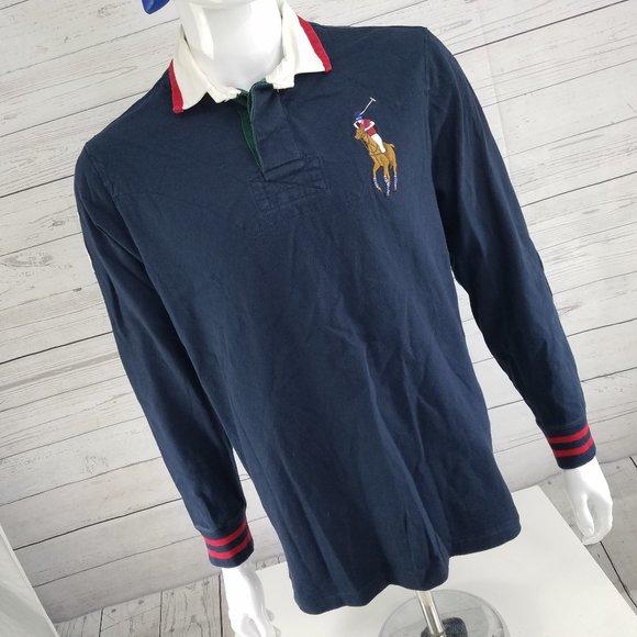 Ralph Lauren Polo Shirt Big Pony/Horse Shirt